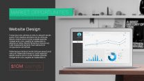 Startup Keynote Template example